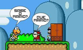 Sabe o Mario?
